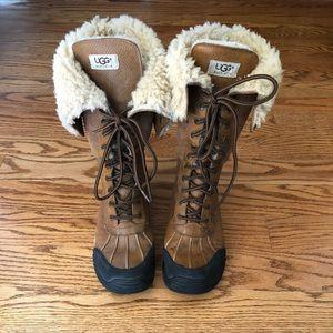 930709d1bee Women's UGG Adirondack boot